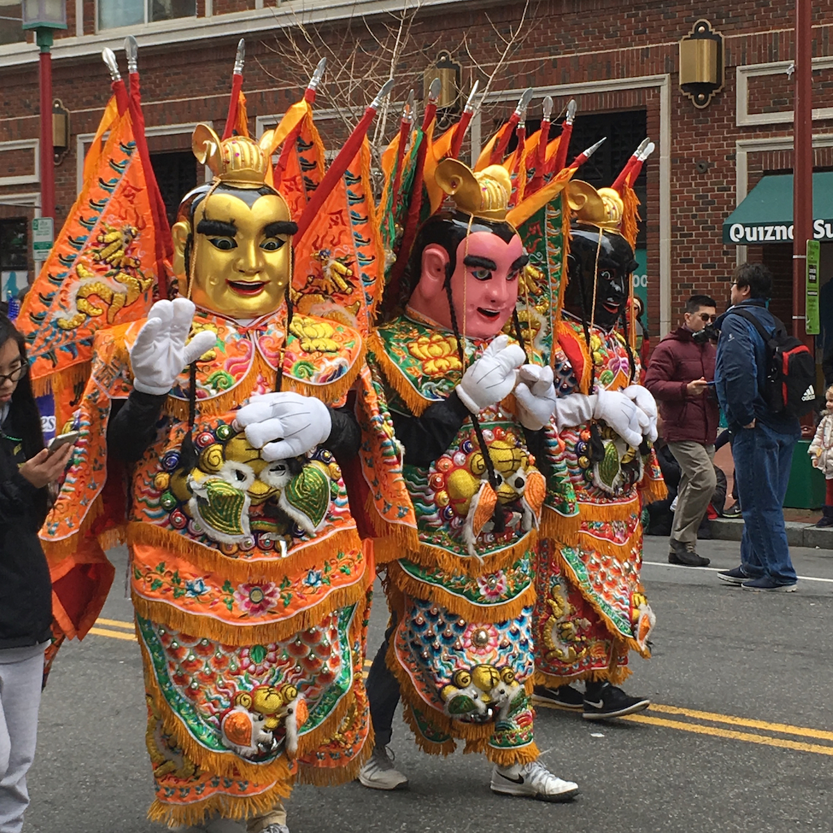 Chinese New Year Parade   Adventures in DC