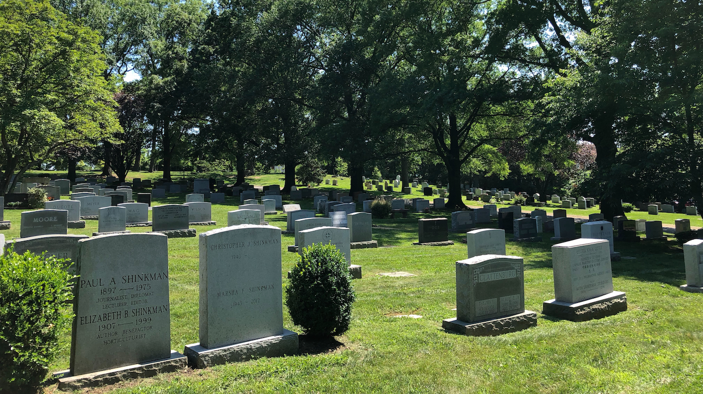Rock Creek Cemetery Adventures In Dc